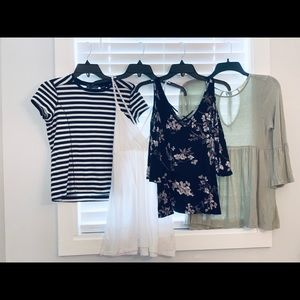 BUNDLE of Tops!! (4pcs)